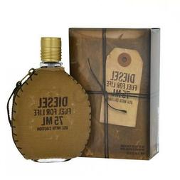 Fuel for life BY diesel 2.5 oz/75ml * men's perfume* COLOGNE