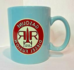 Official Fallout Collectable Diesel Fusion Coffee Mug Red Ro