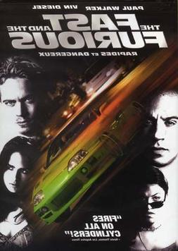 The Fast and the Furious  Vin Diesel Paul Walker PG-13