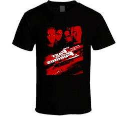 The Fast And The Furious Paul Walker Vin Diesel Movie Car T