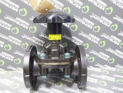 Used Alfa Laval 3422-11-Q 1.5 Inch Gate Valve Type A
