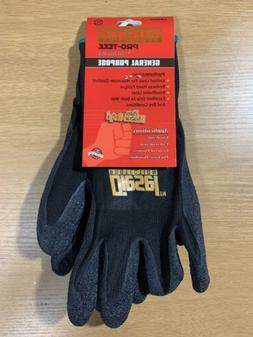 Diesel XL Safety Gloves Latex Coated Grip Cut Resistant